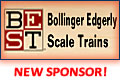 BEST Bollinger Edgerly Scale Trains - support MRH - click to visit this sponsor!