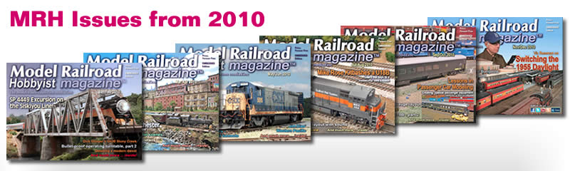All the issue of MRH released in 2010