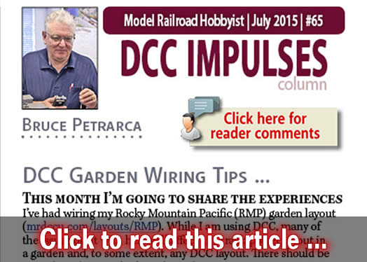 Outstanding Dcc Impulses Dcc Garden Wiring Tips Model Railroad Hobbyist Magazine Wiring Digital Resources Sapebecompassionincorg