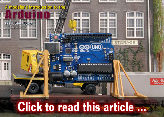 A modeler's introduction to the Arduino | Model Railroad Hobbyist