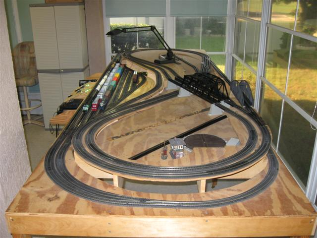Kindly look at my layout critique it model railroad hobbyist magazine - Ho train layouts for small spaces image ...