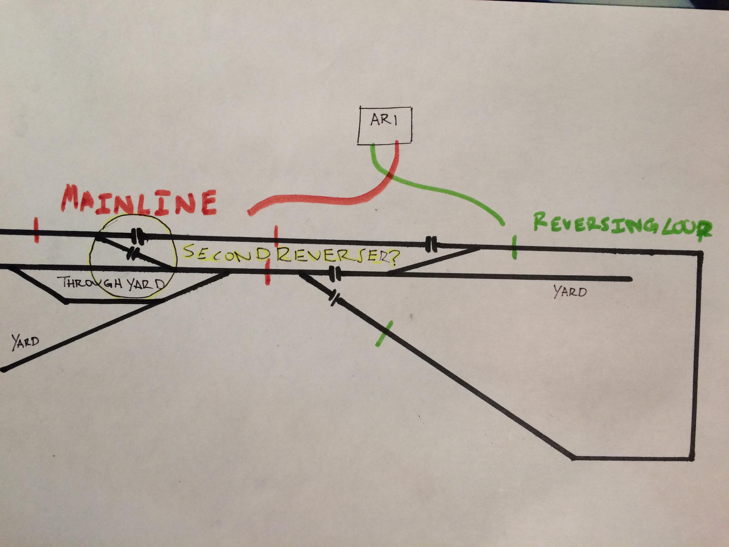 Superb Dcc Track Wiring Basic Electronics Wiring Diagram Wiring Cloud Venetbieswglorg