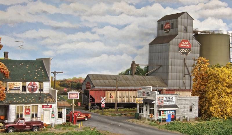 Logansport And Indiana Northern Model Railroad Hobbyist