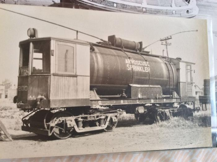 Sprinkler Used Cars >> A Peculiar Line Car from Quebec: QRL&P Co #200   Model ...