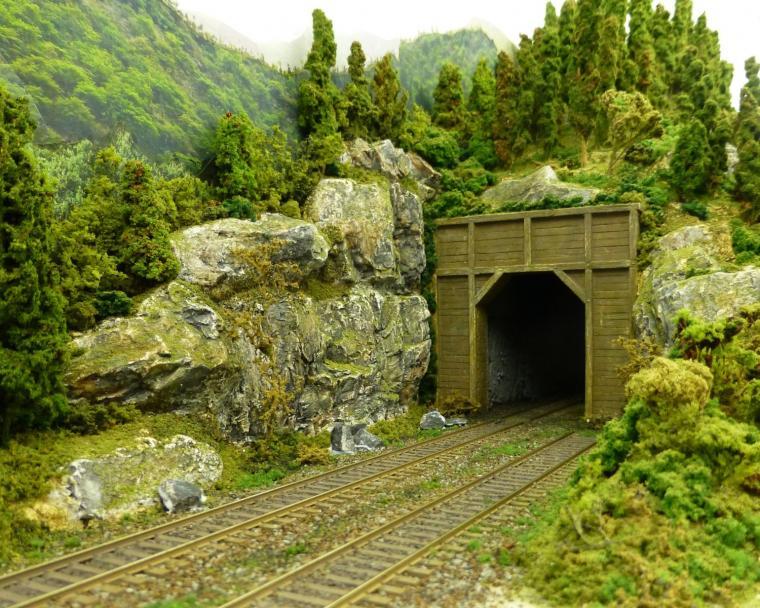 3d backdrop model railroad hobbyist magazine - Model railroad backdrops ...