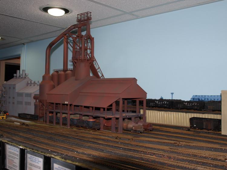 Steel Mill Part 2 Model Railroad Hobbyist Magazine