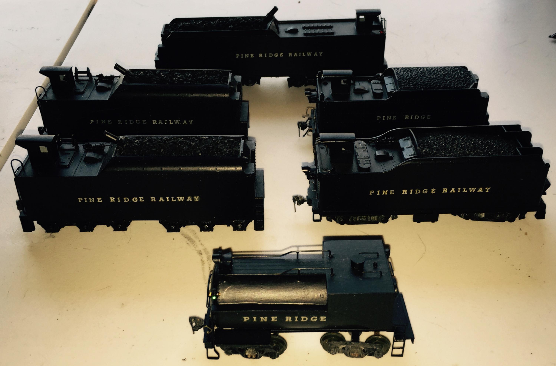 Help Identifying Diecast Tenders | Model Railroad Hobbyist magazine