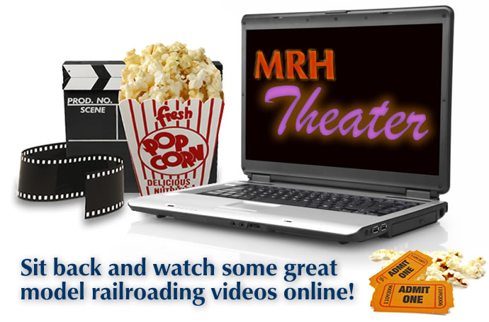 Sit back and watch some great model railroading videos online!