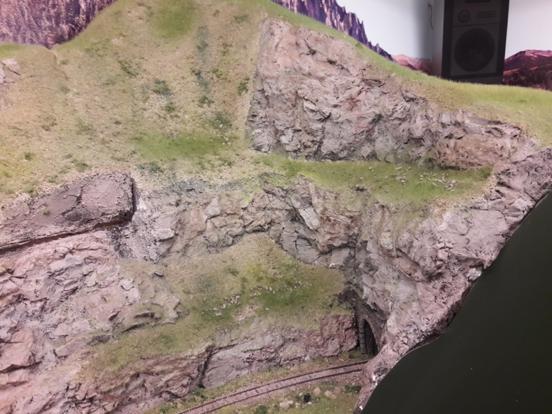 New blog post - static grass, ground cover in mountains