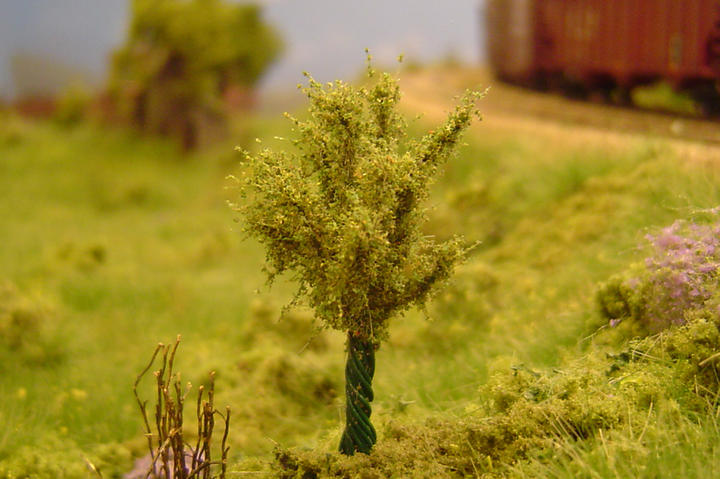 Charlie S Idea On Using Static Grass For Scenery Other